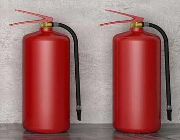 灭火器,消防管理,消防防范措施